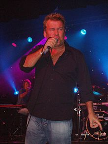 Jimmy Barnes [James Dixon Swan]