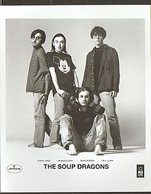 The Soup Dragons