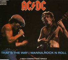 That's the Way I Wanna Rock N Roll