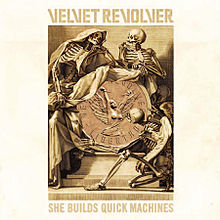 She Builds Quick Machines
