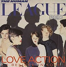Love Action (I Believe in Love) / Hard Times