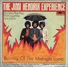Burning of the Midnight Lamp